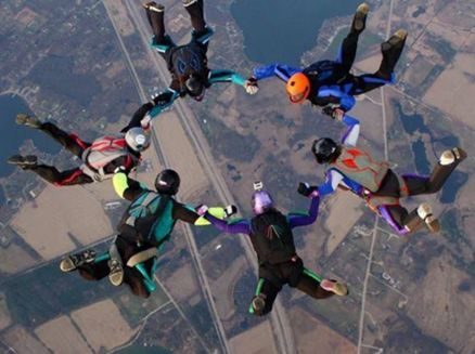 Image for Skydive Milwaukee / Sky Knights SPC